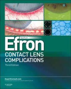 Descarga gratuita de libros electrónicos sin registrarse CONTACT LENS COMPLICATIONS (3RD ED.) (EXPERT CONSULT - ONLINE AND PRINT) 9780702042690