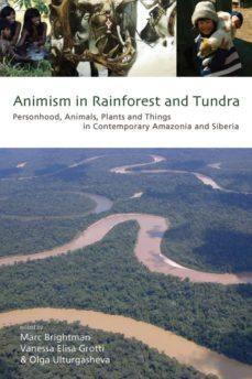 animism in rainforest and tundra (ebook)-9780857454690
