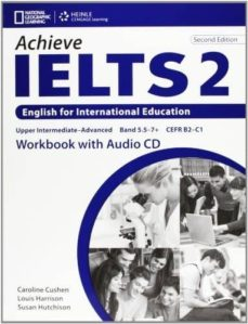 Descarga un libro de google books mac ACHIEVE IELTS 2 EJERCICIOS+CD