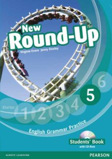 Descargar e book desde google NEW ROUND UP LEVEL 5 STUDENTS  BOOK/CD-ROM PACK in Spanish MOBI