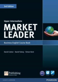 Leer libro en linea MARKET LEADER UPPER-INTERMEDIATE (STUDENT`S BOOK) en español de  9781408237090