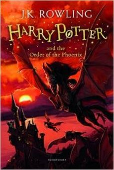 Libros de epub gratis para descargar uk HARRY POTTER AND THE ORDER OF THE PHOENIX de J.K. ROWLING (Spanish Edition) 9781408855690