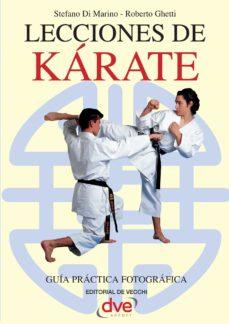 lecciones de kárate (ebook)-stefano di marino-roberto ghetti-9781683250890