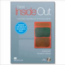 Buenos libros para leer descarga gratuita pdf NEW INSIDE OUT ADV STUDENT´S BOOK EBOOK PACK