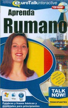 aprenda rumano (talk now principiants)-9781843520290