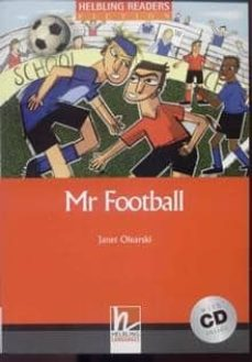 Ebook para gk descarga gratuita MR FOOTBALL (INCLUYE CD) de  FB2 PDB PDF 9783852721590