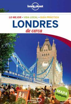 Inmaswan.es Londres De Cerca 2014 (4ª Ed.) (Lonely Planet) Image