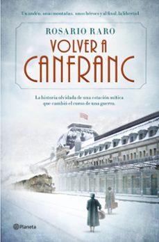Descargar libros en francés mi kindle VOLVER A CANFRANC 9788408139690