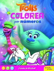 Permacultivo.es Trolls Colorea Por Numeros Image