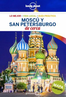 moscú y san petersburgo de cerca 2018 (lonely planet)-mara vorhees-9788408182290
