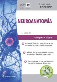 serie revisión de temas. neuroanatomía-douglas j. gould-9788416004690