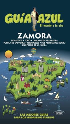 zamora 2016 (guia azul) 3ª ed.-paloma ledrado villafuertes-9788416766390