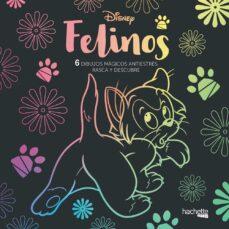 Ebooks gratis para descargar ARTETERAPIA. FELINOS DISNEY. 6 DIBUJOS MÁGICOS de  9788417240790
