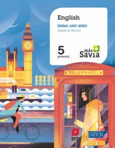 Titantitan.mx English Publishing School 5º Educacion Primaria Mas Savia Ed 2019 Image