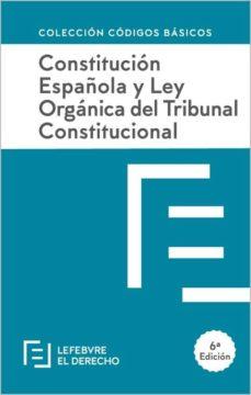 Inmaswan.es Constitución Española Y Ley Orgánica Del Tribunal Constitucional Image
