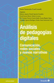análisis de pedagogías digitales (ebook)-sonia santoveña-casal-9788417667290