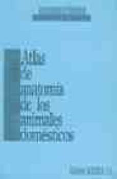 Descargar gratis ebooks pdf gratis ATLAS DE ANATOMIA DE LOS ANIMALES DOMESTICOS de ROLF R. KRAHMER (Spanish Edition) 9788420006390 CHM iBook RTF