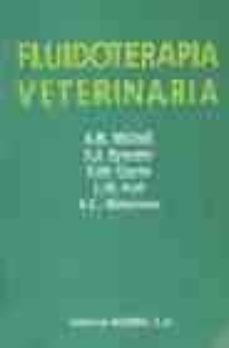 Descargas gratuitas de libros de audio digital FLUIDOTERAPIA VETERINARIA de A.R. ET AL. MICHELL MOBI (Literatura española) 9788420007090