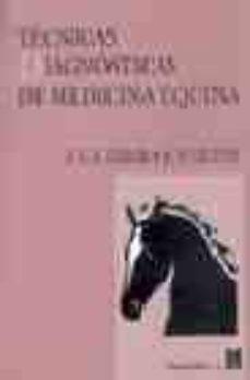 Descargar ebooks gratuitos en línea para kobo TECNICAS DIAGNOSTICAS DE MEDICINA EQUINA de F.G.R TAYLOR, M.H. HILLYER