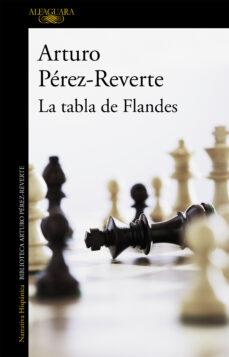 Descarga gratuita de libros de kindle. LA TABLA DE FLANDES FB2 PDF MOBI