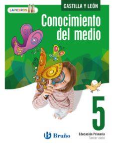 Encuentroelemadrid.es Lapiceros Conocimiento Del Medio 5 (5º Primaria) Castilla-leon Image