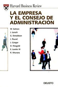Noticiastoday.es Hbr La Empresa Y El Consejo De Administracion Image