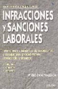 Vinisenzatrucco.it Infracciones Y Sanciones Laborales (4ª Ed.) Image