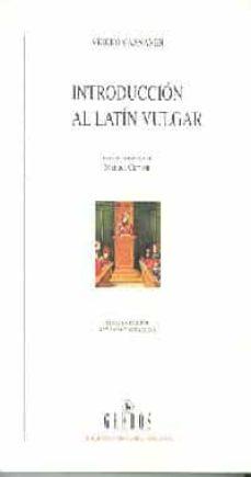 introduccion al latin vulgar-veikko väänänen-9788424923990