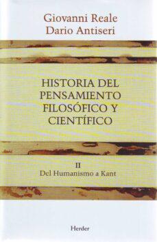 Elmonolitodigital.es Historia Del Pensamiento Filosofico Y Cientifico (T. 2) Image