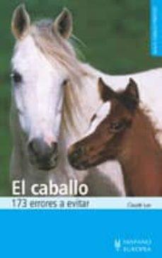 el caballo: 173 errores a evitar-claude lux-9788425509490