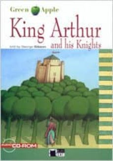 king arthur and his knights (incluye cd)-george gibson-9788431673390