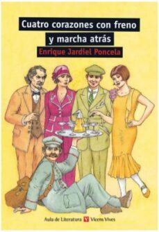 Descargar gratis libro pdf 2 CUATRO CORAZONES CON FRENO Y MARCHA ATRAS (2ª ED.) MOBI iBook 9788431681890 (Spanish Edition) de ENRIQUE JARDIEL PONCELA