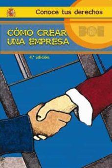 Ironbikepuglia.it Como Crear Una Empresa (4ª Ed) Image