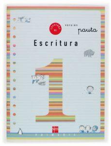 Bressoamisuradi.it Cuaderno De Escritura 1: Pauta (1º Educacion Primaria) Image