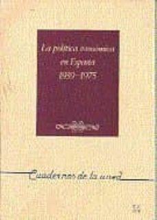 Trailab.it La Politica Economica En España Durante El Regimen De Franco: Una Per(uned) Image