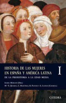 Canapacampana.it Historia De Las Mujeres En España Y America Latina I: De La Prehi Storia A La Edad Media Image
