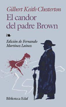 Descarga completa gratuita de bookworm EL CANDOR DEL PADRE BROWN (SERIE PADRE BROWN 1) FB2 CHM DJVU (Literatura española)