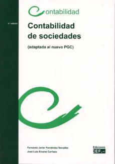 Curiouscongress.es Contabilidad De Sociedades Adaptada Al Nuevo Pgc Image