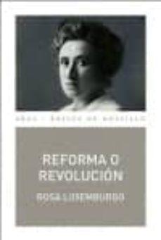 Descargar REFORMA O REVOLUCION gratis pdf - leer online