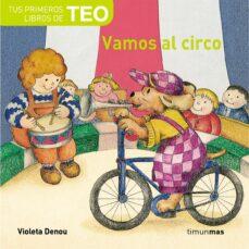 Inmaswan.es Vamos Al Circo (Mis Primeros Libros De Teo) Image