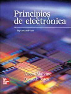Descargar PRINCIPIOS DE ELECTRONICA gratis pdf - leer online