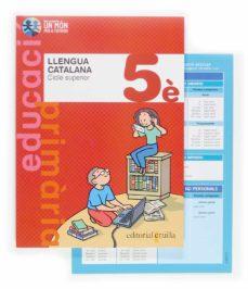 Geekmag.es Llengua Catalana 5 Primaria C.superior 1 Nou Projecte Mon Per A T Othom Image