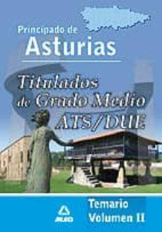 Permacultivo.es Titulados De Grado Medio (Ats) Del Principado De Asturias. Temari O (Vol. Ii) Image