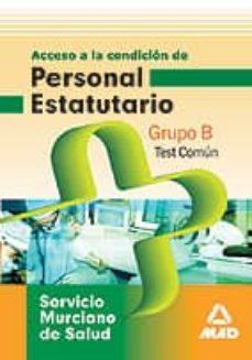 Encuentroelemadrid.es Grupo B Del Servicio Murciano De Salud Image