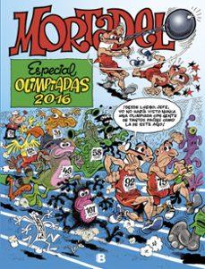 especial olimpiadas 2016 (mortadelo y filemon)-francisco ibañez talavera-9788466659390