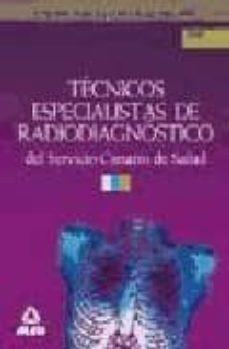 Cronouno.es Tecnicos Especialistas De Radiodiagnostico Del Servicio Canario D E Salud. Test Image