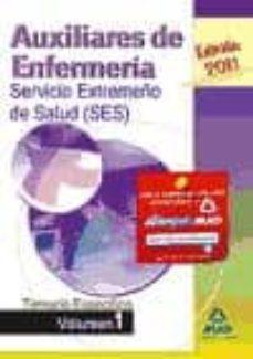 Alienazioneparentale.it Auxiliares De Enfermeria Del Servicio Extremeño De La Salud (Ses) :Temario Especifico Volumen I Image