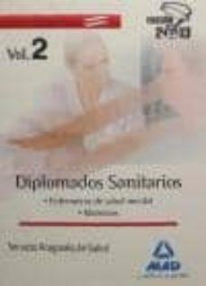 Viamistica.es Diplomados Sanitarios. Temario Comun. Volumen 2 Image
