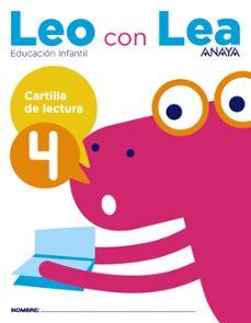 Debatecd.mx Cartilla De Lectura 4 Educacion Infantil 5 Años Mec Image