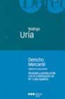 Permacultivo.es Derecho Mercantil (28ª Ed.) Image
